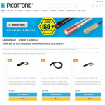 Picotronic Shop erstrahlt in neuem Glanz